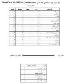 Results from the translation and adaptation of the Iranian Short ...
